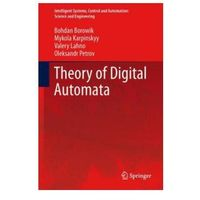 Theory of Digital Automata