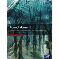 Język polski LO KL 2. Podręcznik część 2. Ponad słowami (2014) (opr. miękka)
