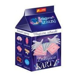 Niezbędnik iluzjonisty, Magiczne sztuczki: znikające karty Darmowa dostawa do sklepów SMYK