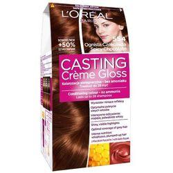LOREAL Paris Casting Creme Gloss 554 Ognista czekolada Farba do włosów