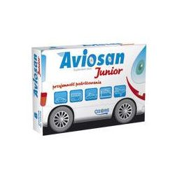AVIOSAN Junior x 8 pastylek do ssania