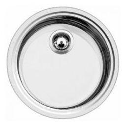 Zlewozmywak stalowy Blanco RONDOSOL, wpuszczany w blat - stal szlachetna 513306