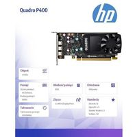 HP Inc. NVIDIA Quadro P400 2GB Kit 1ME43AA