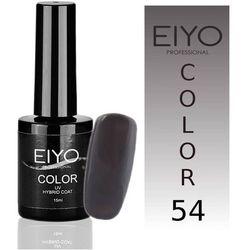 Lakier hybrydowy EIYO Secret - kolor nr 54 - Szary Pastela - 15 ml Lakiery hybrydowe