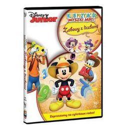 Klub Przyjaciół Myszki Miki. Zabawy z liczbami [DVD]