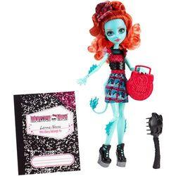 Lalka MATTEL Monster High Upiorna wymiana Lorna McNessie