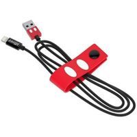 TRIBE Disney Kabel lightning MFi 1,2m Mickey Mouse