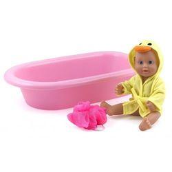 Lalka bobas 25 cm Baby bathtime do kąpieli