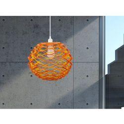 Lampa pomaranczowa - sufitowa - zyrandol - lampa wiszaca - CINCA