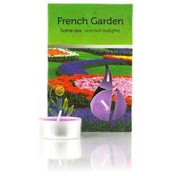 Świeczki zapachowe Francuski Ogród