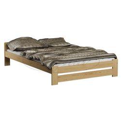 Łóżko drewniane Niwa 120x200