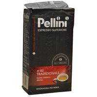 Kawa mielona Pellini Espresso Superiore no42 Tradizionale 250g - ŚWIEŻA paczkomaty 6 zł wysyłka 24h