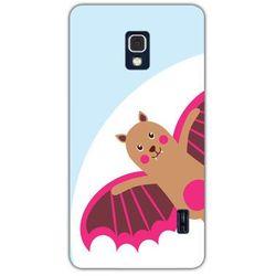 Fantastic Case - LG Swift F6 - etui na telefon - nietoperz