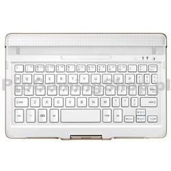 Klawiatura/etui oryginalne Bluetooth EJ-CT700 do Samsung Galaxy Tab S 8.4 - T700/T705, biały