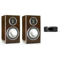 CAMBRIDGE AUDIO CXR120 + MONITOR AUDIO GOLD 100 - amplituner, wzmacniacz - w zestawach taniej - pytaj?