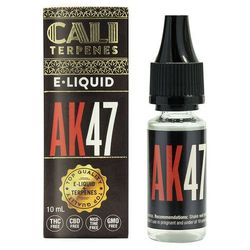 Cali Terpenes E-liquid, 10 ml, AK 47
