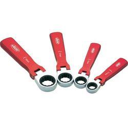 Zestaw kluczy oczkowych Vigor V1364, 10/13/17/19 mm, 4 elem.