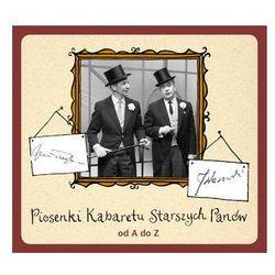 Piosenki Kabaretu Starszych Panów od A do Z [6CD]