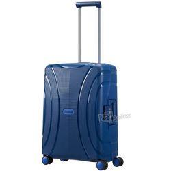 f459571340350 American Tourister Lock'n'Roll mała walizka kabinowa 20/55 cm / granatowa