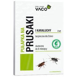Pułapka na prusaki i karaluchy Eco 2 szt. Vaco