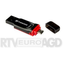 Transcend JetFlash 340 16GB USB 2.0 + Micro USB - produkt w magazynie - szybka wysyłka! Darmowy transport od 99 zł   Ponad 200 sklepów stacjonarnych   Okazje dnia!