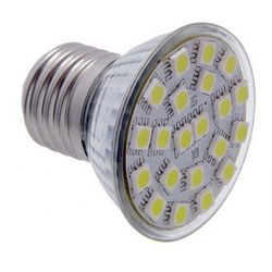 Żarówka LED c.bia 230V 2.5W 21LED E27