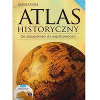 ATLAS HISTORYCZNY+CD GIMNAZJUM NOWA ERA (opr. miękka)