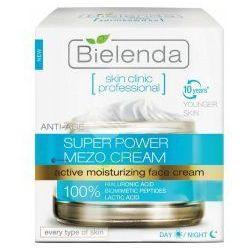 Bielenda Skin Clinic Professional Super Power Mezo Krem (W) aktywny krem nawilżający do twarzy 50ml