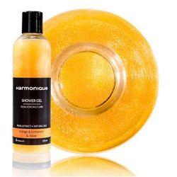 Harmonique Żel do mycia ciała Pomarańcza & Cynamon & Goździk 250 ml