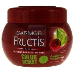 Garnier Fructis Maseczka do włosów Color Resist 300 ml