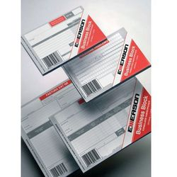 Kasa przyjmie KP Emerson KP-1, format A6, oryginał + 1 kopia, bloczek 80 kartek - zamówienia, porady i rabaty (34)366-72-72 sklep@solokolos.pl