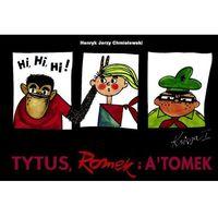 Tytus Romek i Atomek Księga I Tytus harcerzem (opr. broszurowa)