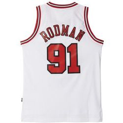 Koszulka Adidas RETIRED JERSEY NBA Chicago Bulls Dennis Rodman #91 - A46387 269 BT (-10%)