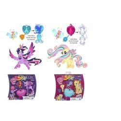 Figurka HASBRO My Little Pony Tęczowe Kucyki Z Akcesoriami A8209