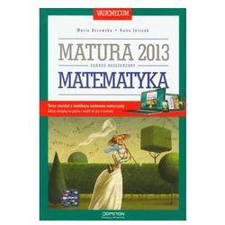 Matematyka, klasa 3, poziom rozszerzony, Matura 2013, Vademecum maturalne, Operon - Dostawa zamówienia do jednej ze 170 księgarni Matras za DARMO