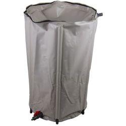 Zbiornik pojemnik na deszczówkę/ wodę 250 L Zbiorniki na wodę - przecena (-20%)
