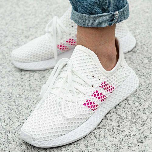 Buty adidas Edgebounce W B96334 IceminSilvmtRawkha