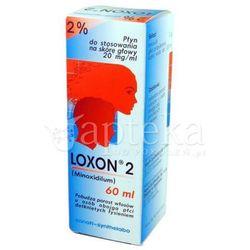 Loxon 2% plyn 0.02 g/1ml 60 ml