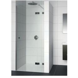 RIHO ARTIC A104 Drzwi prysznicowe 140x200 PRAWE, szkło transparentne EasyClean GA0070402