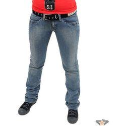 spodnie damskie (dżinsy) DC - D0WPT181 - LIGHT USED