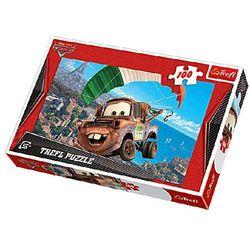 Puzzle TREFL Auta2 Latający Złomek