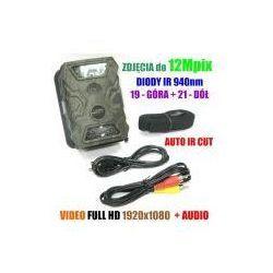 Kamera FULL HD (foto-pułapka) 6 m-cy Pracy Na Bateriach!!