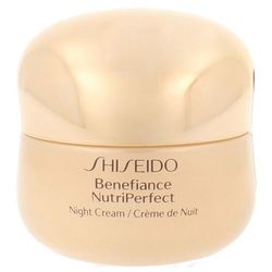 Shiseido Benefiance NutriPerfect Night Cream Krem do twarzy na noc 50 ml