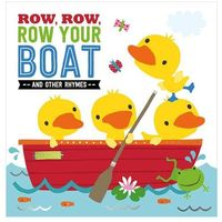 Row, Row, Row Your Boat Storybook
