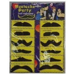 Zestaw Czarnych Wąsów, przebrania/kostiumy dla dzieci