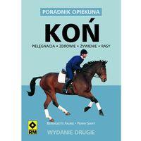 Koń Poradnik opiekuna (opr. miękka)