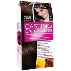 LOREAL Paris Casting Creme Gloss 400 Brąz Farba do włosów