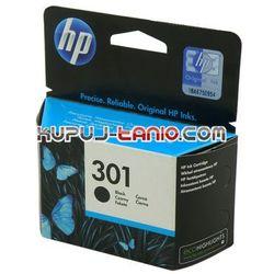 HP 301 czarny oryginalny tusz do HP Deskjet 2510, HP Deskjet 1510, HP Deskjet 1000, HP Deskjet 1050, HP Deskjet 2540, HP Deskjet 2050, HP Deskjet 3000