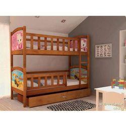 Łóżko piętrowe Magda