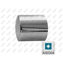 Zaślepka rury walcowa- poler AISI304, D14/d12mm/L1